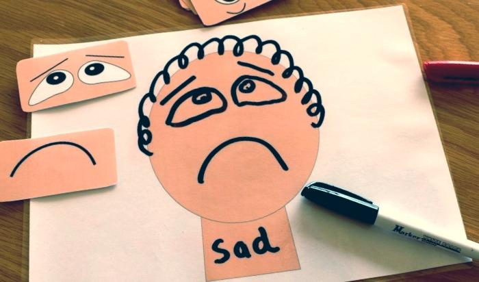 Выражение эмоций